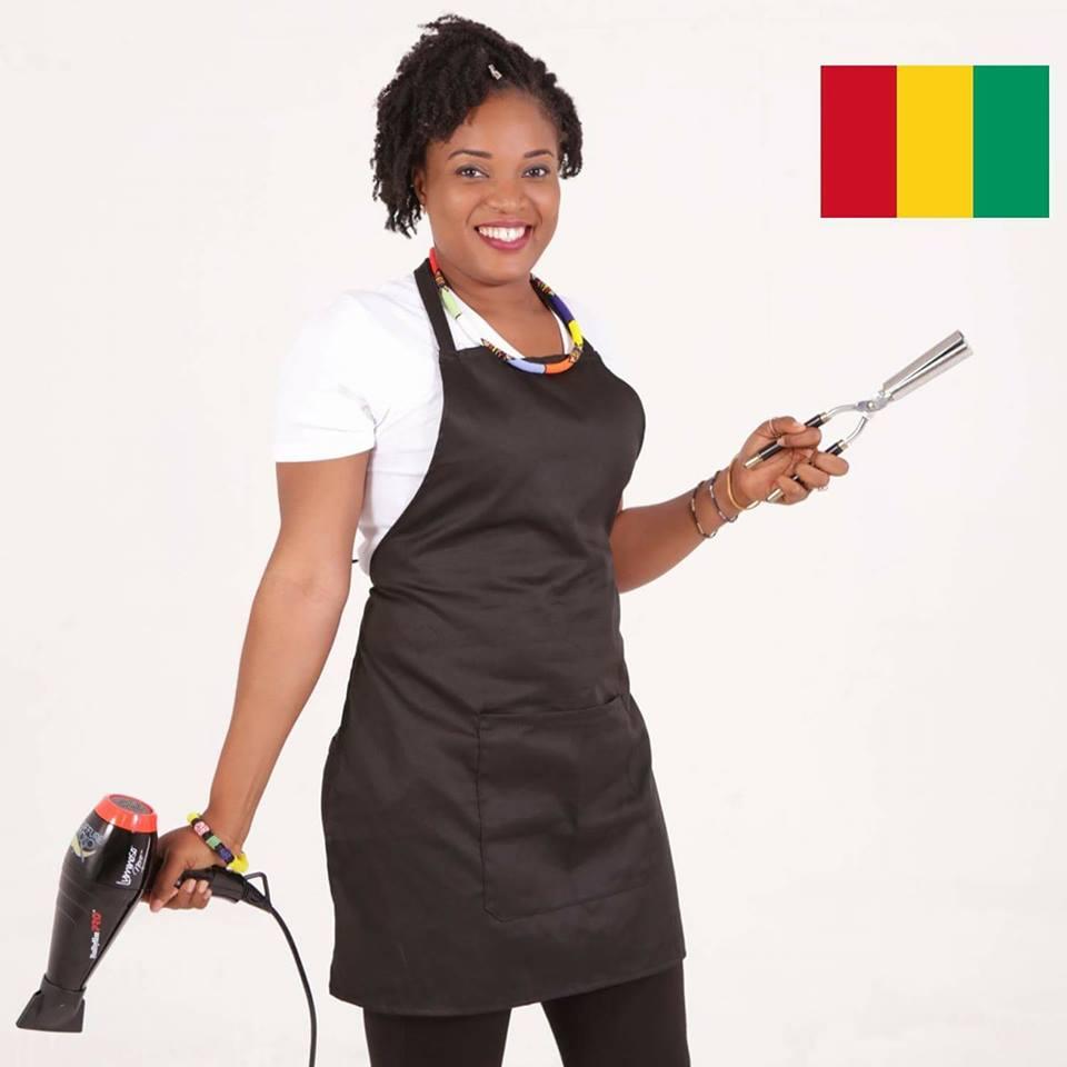 Koiffure Kitoko Saison 3 La Guineenne Patricia Repart Avec Les 5